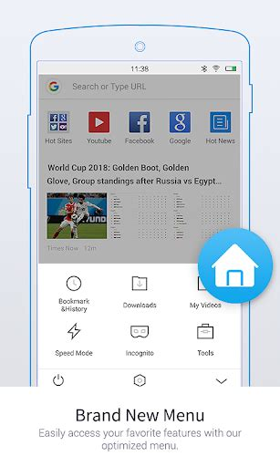 free uc browser mini tiny and fast apk for android