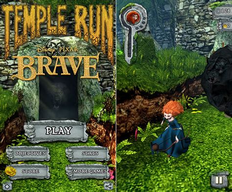 temple run brave version temple run brave now available for windows phone 8 technology bites