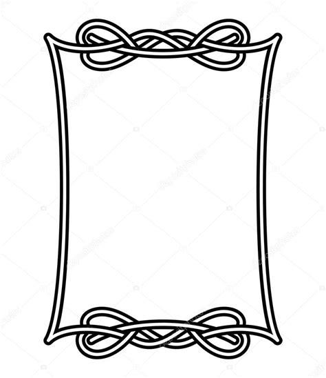 cornici celtiche cornice celtica vettoriali stock 169 nata 2171389