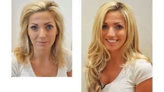 hair extensions before and after from bleached to beautiful and wedding ideas readers can win mark glenn hair extensions