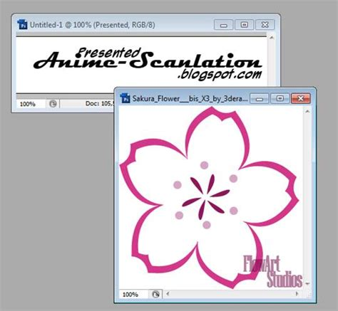 tutorial gambar sakura tutorial membuat animasi banner sederhana photoshop