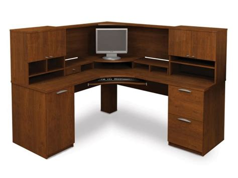 Hekman 7 9167 Home Office Executive L Shaped Desk Atg L Shaped Home Office Desk With Hutch
