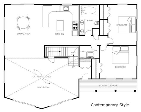 smartdraw floor plan 18 best online home interior design software programs