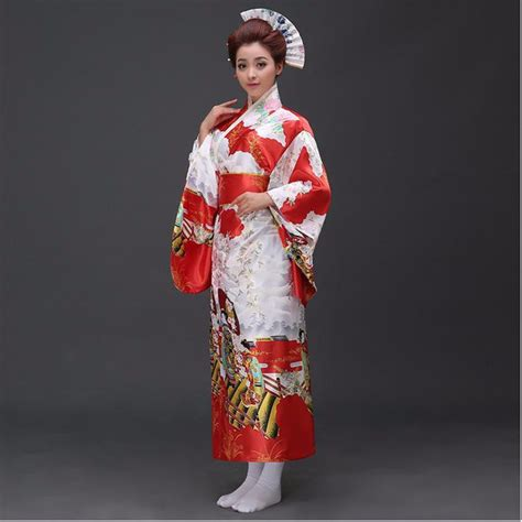 Dress Obi 2in1 Flower aliexpress buy sell japanese national kimono yukata with obi traditional