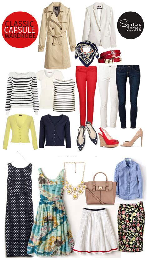 Capsule Closet by Classic Capsule Wardrobe For 2016 Fashion