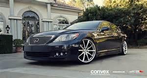 Rims For Lexus Lexus Ls460 W 22 Ace Convex Wheels Acealloywheel