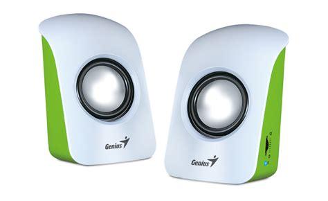 Stereo Usb Speaker Genius Colorful parlante genius sp u115 usb comtech
