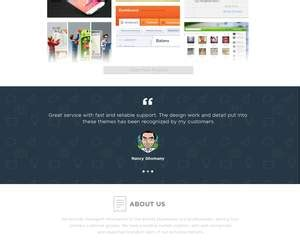 convert html template to wordpress theme by pixfort on