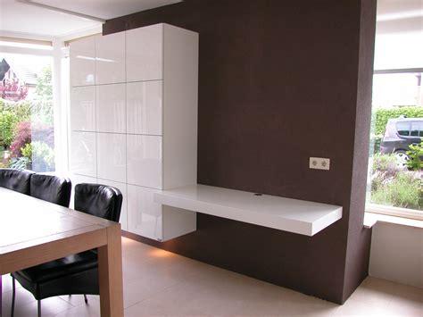 buro woonkamer werkplek exceptional 16d wandkast meubels wonen nl