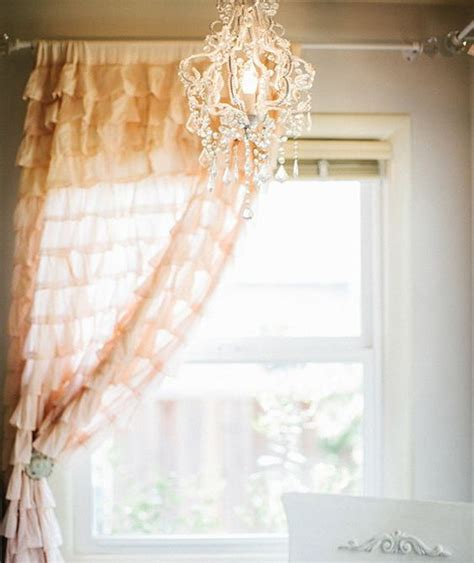 dramatic curtains turn your condo into a shabby chic paradise in 13 ways