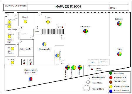 Desenhar Planta Baixa Online mapa de risco seguran 231 a no ambiente de trabalho fazf 225 cil