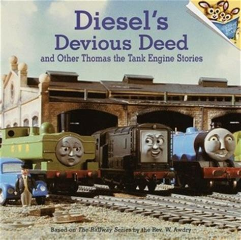 a devious a and s mystery books diesel s devious deed and other the tank engine