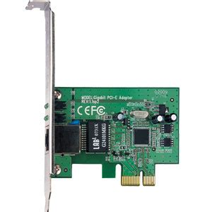 Harga Kabel Utp Tp Link jual gigabit pci express network adapter tp link tg 3468