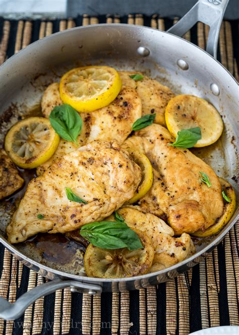 lemon butter chicken breasts i wash you dry