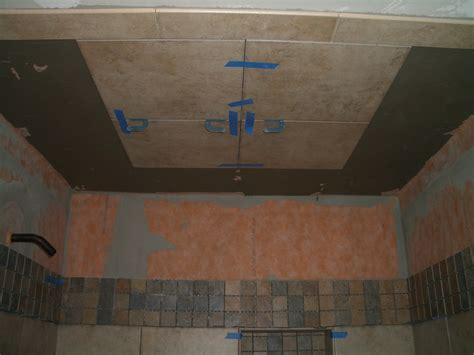 Cost To Install Ceiling Tiles Cost Of Drywall Ceiling How To Install A Sted Tin