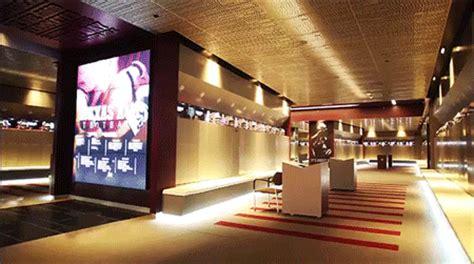 a m locker room new a m football complex photos business insider