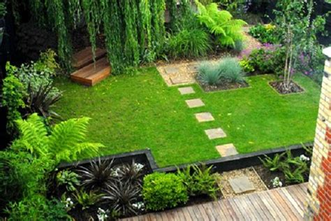 Landscaping Ideas For Small Backyard The Small Backyard Ideas For Your Garden S Inspirations Actual Home