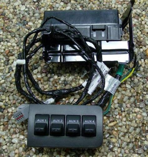 ford f150 cargo light switch auxiliary switch panel ford f150 forum community