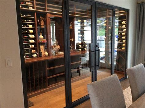 Glass Wine Cellar Doors Modern Wine Cellar Doors Www Pixshark Images Galleries With A Bite