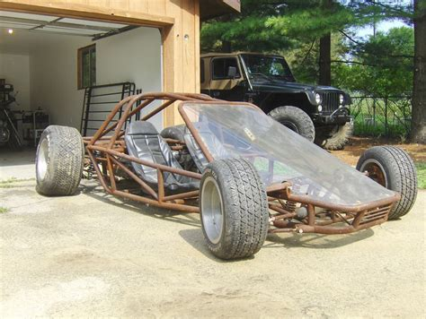 non 4x4 related race car chassis home build bad
