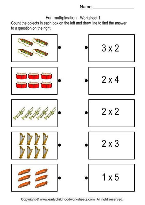 Basic 2 Year basic multiplication worksheets free worksheets for all