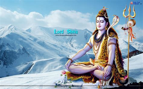desktop wallpaper hd lord shiva lord shiva wallpapers hd wallpapersafari