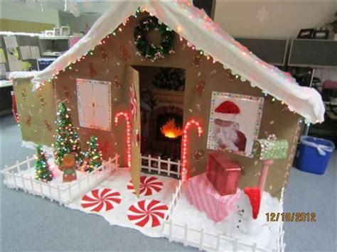 gingerbread house office cubicle decorations 65 best desk decor images on desk table desk and desks