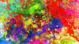 colorful paint splatters colourful paint pinterest