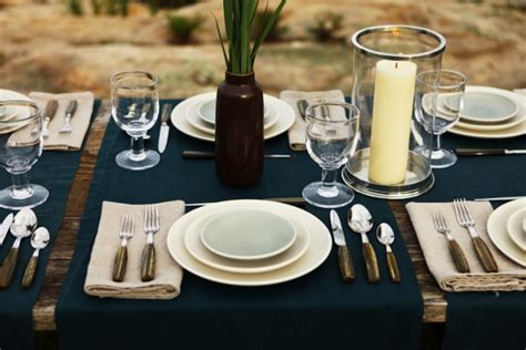 dinner table setting ways to properly set a table banquet king
