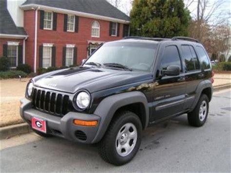 2000 Jeep Liberty Sport Liberty 2000 Jeep Liberty