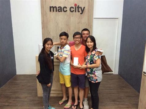 Iphone Mac City where to buy the iphone 6 and iphone 6 plus in malaysia