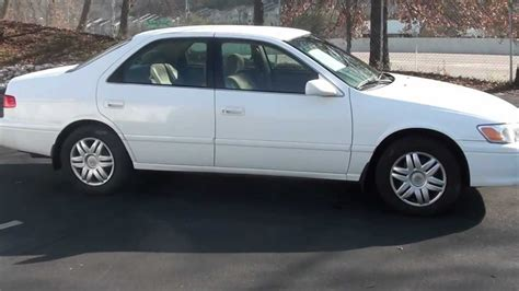 2000 toyota camry sale for sale 2000 toyota camry le 1 owner stk 20396a www