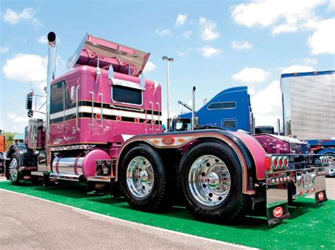 truck shows for image detail for custom big rig truck 1986 peterbilt