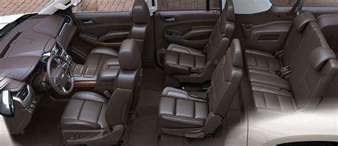 Chevy Suburban 2015 Interior by 2014 Chevy Tahoe And Suburban Interior Autos Weblog