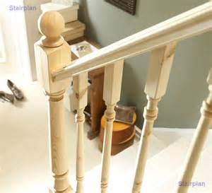 Pine Stair Parts by Stair Spindles Only 99p Georgian Staircase Spindle Offer