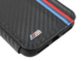 bmw m stripes bookcase iphone x xs hoesje