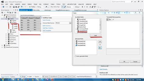 template field in gridview asp net c asp net c net vb net jquery javascript gridview sql
