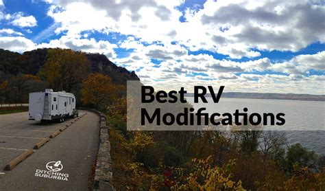 How To Paint Mural On Wall best rv modifications ditching suburbia