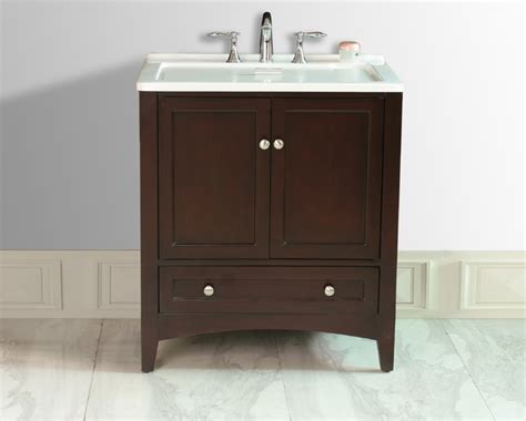 houzz vanity 30 5 quot espresso laundry single sink vanity contemporary