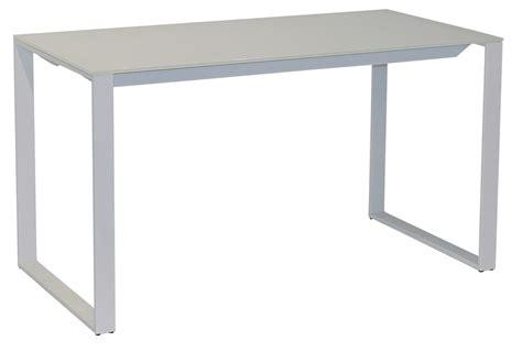 Schreibtisch Mit Glasplatte by Schreibtisch 200 Cm Rechteckplatte Mit Kufen Glasplatte