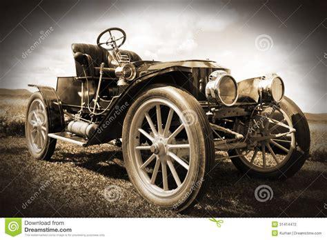 retro cer retro car stock photography image 31414472
