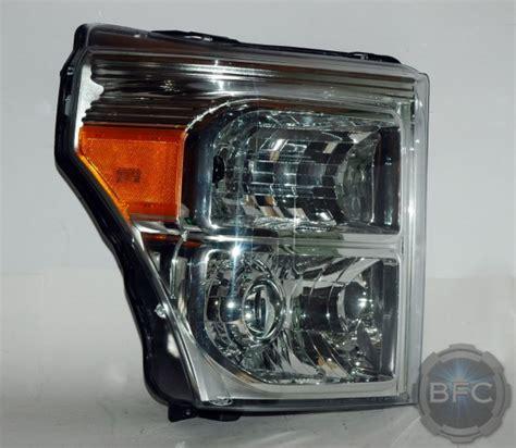 2012 f250 headlights 2012 f250 superduty fxr hid projector headlight conversion