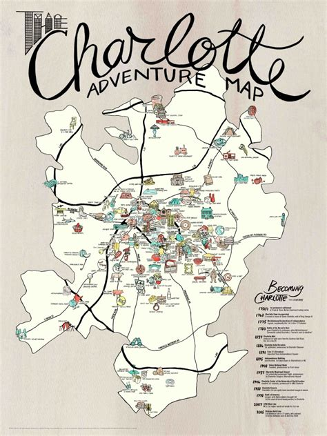 carolina brewery map choose your own adventure with edia maps clture