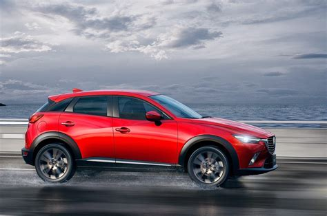 mazda crossover vehicles 2016 mazda cx 3 compact crossover suv car reviews new