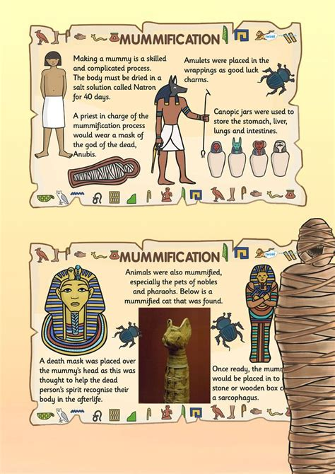 biography resources for students ks2 ancient egypt mummification posters middle ages