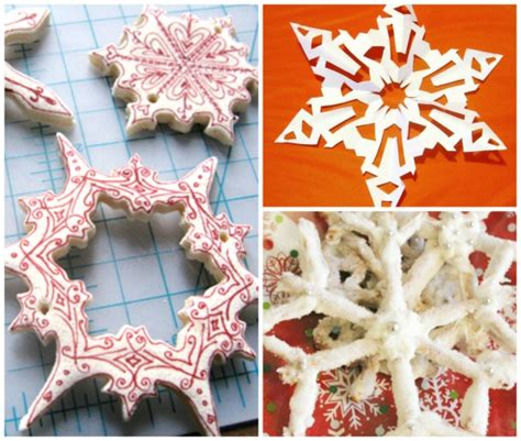 crafts treats 25 snowflake crafts activities and treats happy hooligans