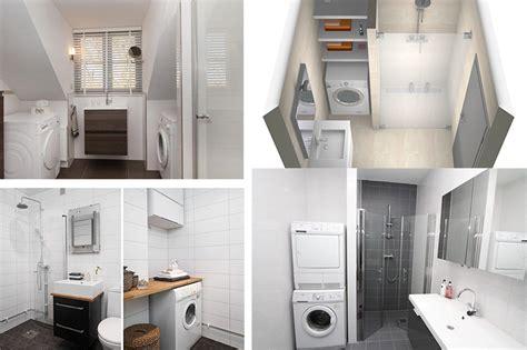 hele kleine badkamer inrichten 5 voorbeelden van een kleine badkamer met wasmachine