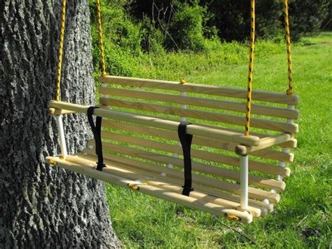 tree swings for two rope tree swing for two toddlers children twin gift