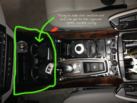 replace cup holder   bimmerfest bmw forums