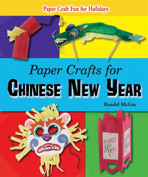 New Year Paper Crafts - xiaoning s new year crafts for